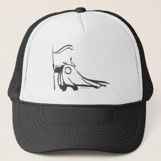 Po Ping - Humble Panda Trucker Hat