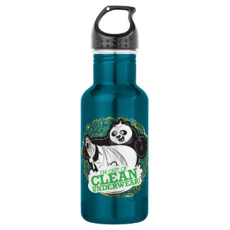 Po Ping - I'm Clean out of Underwear 532 Ml Water Bottle