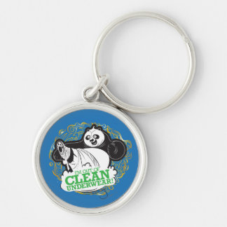 Po Ping - I'm Clean out of Underwear Key Ring