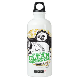 Po Ping - I'm Clean out of Underwear Water Bottle