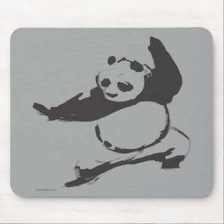 Po Ping - Legendary Dragon Warrior Mouse Mat