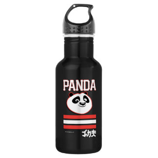 Po Ping - Panda Pop 532 Ml Water Bottle