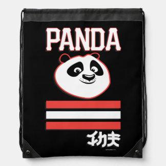 Po Ping - Panda Pop Drawstring Bag