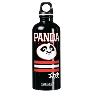 Po Ping - Panda Pop Water Bottle