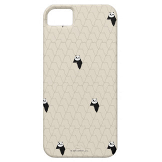 Po Ping Silhouette Pattern Barely There iPhone 5 Case