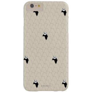 Po Ping Silhouette Pattern Barely There iPhone 6 Plus Case