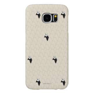 Po Ping Silhouette Pattern Samsung Galaxy S6 Cases