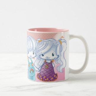 Po & Pipp Two-Tone Coffee Mug