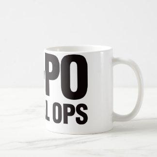 Po-Po Special Ops Coffee Mug