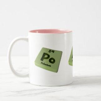 Po Polonium Mug