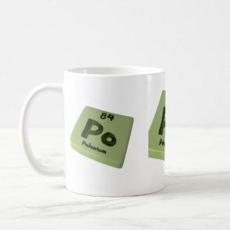 Po Polonium Mugs
