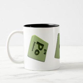 Po Polonium Coffee Mug
