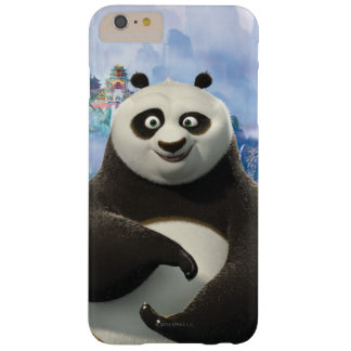 Po Posing Barely There iPhone 6 Plus Case