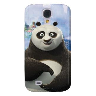 Po Posing Galaxy S4 Case