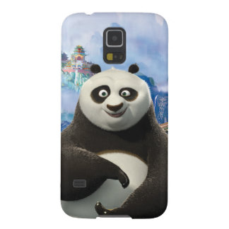 Po Posing Galaxy S5 Covers