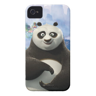 Po Posing iPhone 4 Case