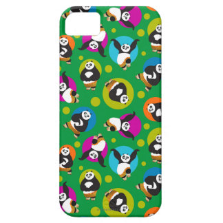 Po Posing Pattern Case For The iPhone 5