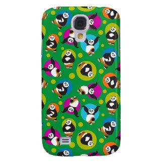 Po Posing Pattern Galaxy S4 Case
