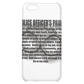 PO PRAYER iPhone 5C CASES