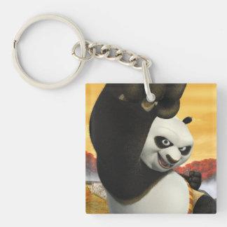 Po Punch Key Ring