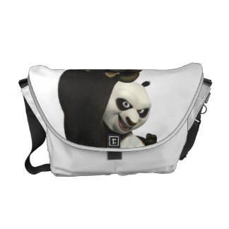 Po Punch Messenger Bags