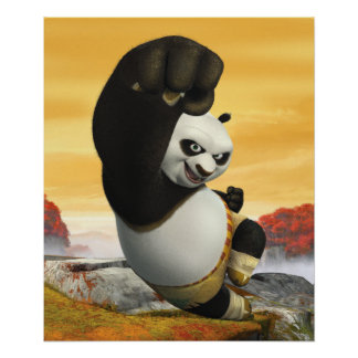 Po Punch Poster