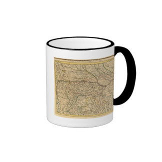 Po River Valley in Italy Coffee Mug