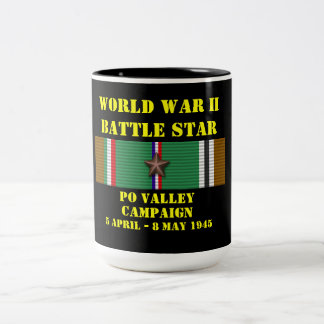 Po Valley Campaign Coffee Mugs