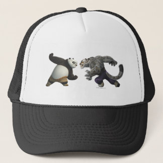 Po vs Tai Lung Trucker Hat