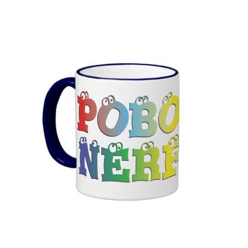 Pobody's Nerfect Bold Mugs