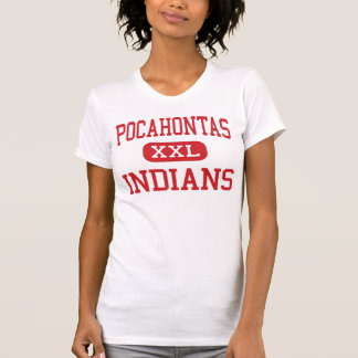 Pocahontas - Indians - Junior - Pocahontas T-Shirt