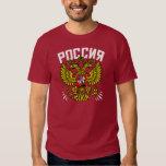 Poccnr Russia T Shirt