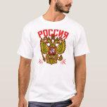 Poccnr Russia T-Shirt
