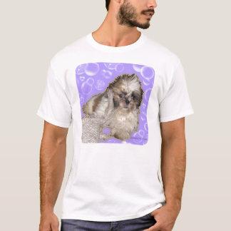 Pochi Puppy Bubbles Fun T-Shirt