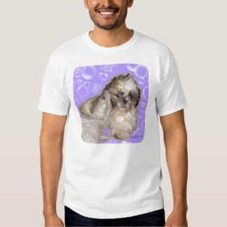 Pochi Puppy Bubbles Fun T Shirts