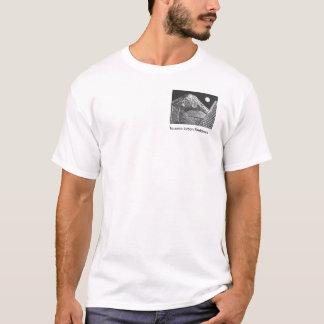Pocket art t shirt