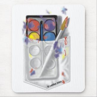 Pocket Artist Mouse Pad