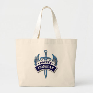 Pocket Combat Tote Bag