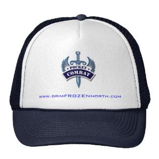Pocket Combat Cap