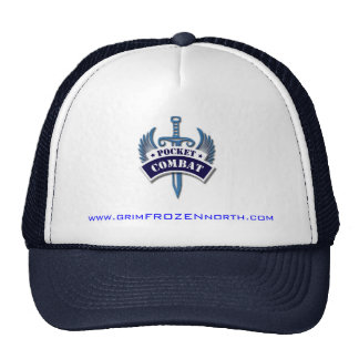 Pocket Combat Mesh Hat
