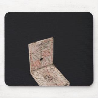 Pocket compass, 1592 mouse mat