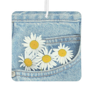 Pocket full of daisies car air freshener