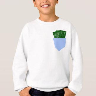 Pocket Full Of Money T Shirt