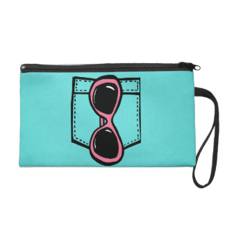 Pocket Full of Sunglasses Customizable Wristlet