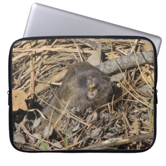 Pocket Gopher Laptop Sleeve