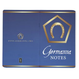 Pocket Journal: Germanna Notes Journals