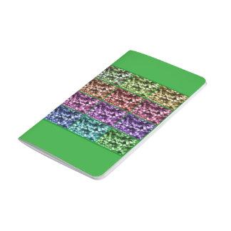 Pocket Journal - Ivy Leaf Colour Preogression