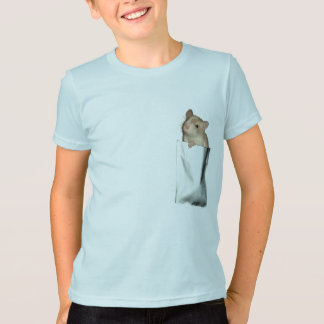 Pocket Rat (front) T-Shirt