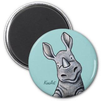 Pocket Rhino Magnet