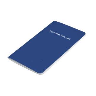 Pocket Schrift uni Blauw Journal